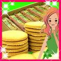 ※賞味期限が【2009年7月11日】になります。【大決算セール・1日目】スリムうの花クッキー 20枚×12袋【※特価※】