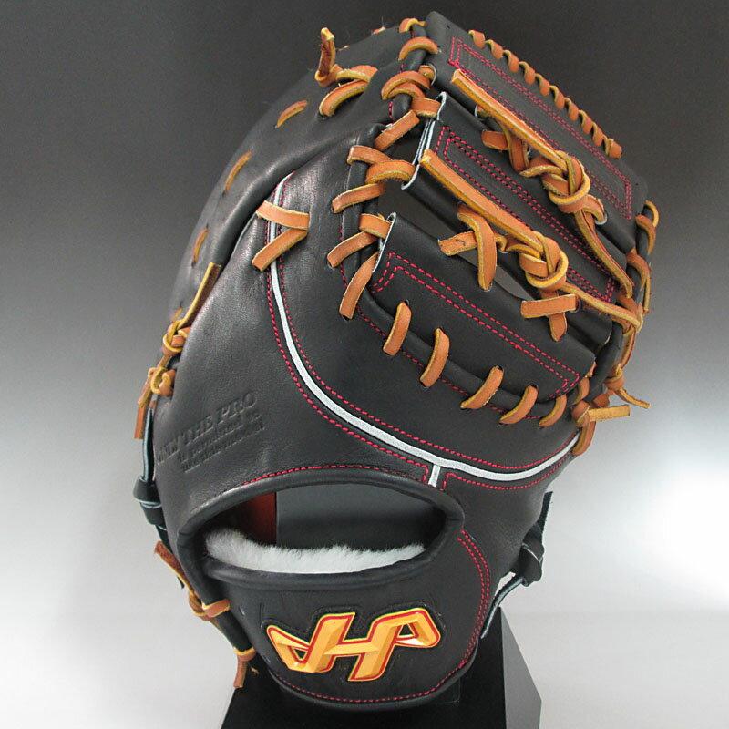 2016年モデル ハタケヤマ HATAKEYAMA 一般硬式 PBWシリーズ 一塁手用 PBW-4301B ブラック 右投げ(LH)