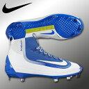 【送料無料】 2015-2016年モデル ナイキ Nike 野球スパイク/埋め込み式 エアハラチプロMID16 749359-411