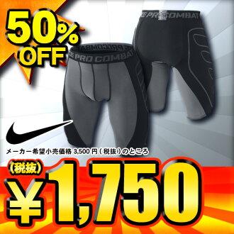 50%的折扣滑動褲子 Nike (耐克) 耐克臨作戰 haipasuto 長搶劫滑塊短褲 1.2 429613