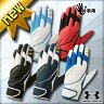 UA商品3,000円(税抜)以上お買い上げで【送料無料】 2016年モデル アンダーアーマー UNDERARMOUR 野球用守備用手袋 UAアンダーグローブIV(左手用) EBB2227 5色展開