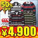 カンタベリー ラグビーウェア ロングスリーブラガーシャツ メンズ RA47554 全4色【SP0