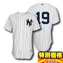 【送料無料】 田中 将大 マー君 ヤンキース 試合用オーセンティックユニフォーム ホーム用(HOME)
