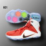 ナイキ Nike バスケットボールシューズ レブロン12 684593-601