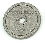 トーエイライト プレートST2.5kg TOE-H7535