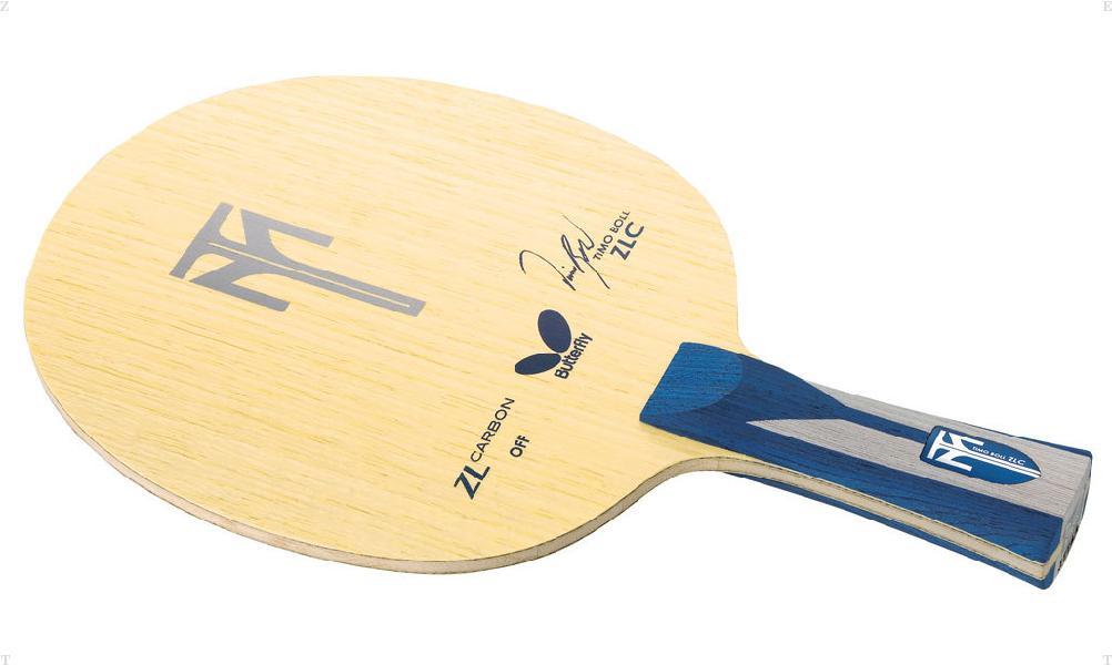 ★バタフライ(Butterfly)Sラケット ティモボル・ZLC−FL (35831)★【【送料無料】】