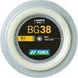 ヨネックス BG38 YNX-BG382 (011)ホワイト