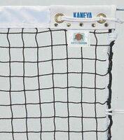 カネヤ(KANEYA) 硬式テニスネット PE44 黒の画像