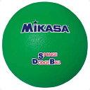 ミカサ(MIKASA) スポンジドッジボール グリーン