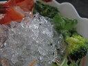 海藻から抽出したアルギン酸ナトリウムで作った海藻麺シークリスタル♪(冷凍品との同梱不可)M1