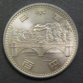 【記念硬貨】昭和天皇御在位50年記念 100円白銅貨 未使用 昭和51年(1976年)【記念貨】