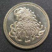 【記念硬貨】天皇陛下御在位20年記念 500円硬貨 未使用 平成21年(2009年)【記念貨幣】 10P03Dec16