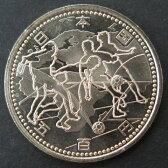 【記念硬貨】サッカーワールドカップ記念 500円硬貨A「ユーラシア、アフリカ」 平成14年(2002年) 未使用 FIFAワールドカップ【記念貨幣】