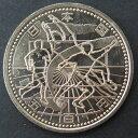 【記念硬貨】2002年サッカーワールドカップ記念 500円硬貨C「アジア、オセアニア」 平成14年(2002年) 未使用 FIFAワールドカップ【記念コイン】