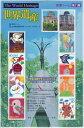 【記念切手】 第2次世界遺産シリーズ 第11集 「原爆ドーム」 記念切手シート(2003年発行)【原爆の子の像】