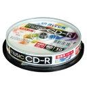 【ポイント10倍!】RiTEK CD-RMU80.10SPB 音楽用CD-R 10枚
