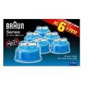 ブラウン CCR6 アルコール洗浄システム専用洗浄液カートリッジ6個入り