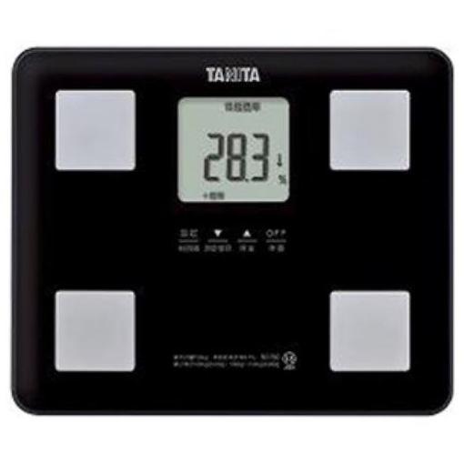 タニタ BC-760BK 体組成計・体重計 ブラック