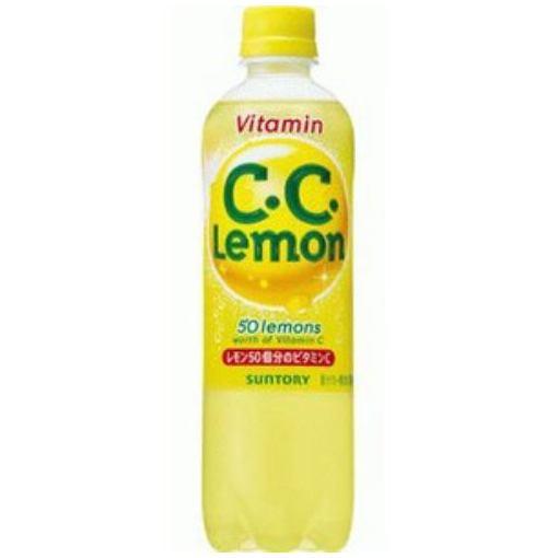 サントリー C. C. レモン 500ml