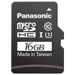 パナソニック RP-SMGB16GJK 16GB Class3(Class10)対応microSDHC UHS−Iカード