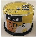 マクセル CDR700SIPW50SP データ用CD-R ホワイトディスク 50枚入り マクセル