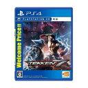 鉄拳7Welcome Price!! PS4 PLJS-36...