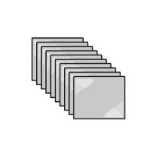 【ポイント10倍!10/19(金)20時〜10/23(火)23:59まで】シャープ IZ-FA100 [イオン発生器用フィルター 吸込口用フィルター(10枚入)