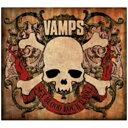 【CD】VAMPS / SEX BLOOD ROCK N'ROLL(初回限定盤A)(Blu-ray Disc付)