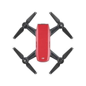 DJI SPARKLR SPARK Lava Red (NA) 高性能ミニドローン 送信機無し ラヴァレッド