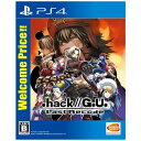 .hack//G.U. Last Recode Welcome Price!! PS4 PLJS-36095