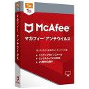 マカフィー マカフィー アンチウイルス 1年版 MAB00JNR1RAAM 簡単インストール ウイルスブロックソフト
