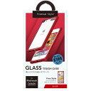 PGA PG-IT7GT03RD iPod touch (第7世代)用 ガラスタフケース レッド