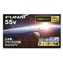 【無料長期保証】FUNAI FE-55U7030 4K有機ELテレビ 55インチ