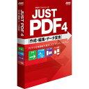 ジャストシステム JUST PDF 4 [作成・編集・データ変換] 通常版 1429602