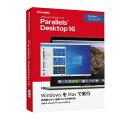 パラレルス Parallels Desktop 16 Pro Edition Retail Box 1Yr JP(プロ1年版) PDPRO16-BX1-1Y-JP
