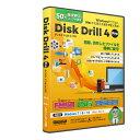メガソフト Disk Drill 4 Pro