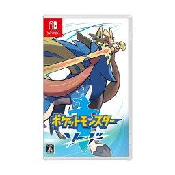 ポケットモンスター <strong>ソード</strong> Nintendo Switch HAC-P-ALZAA