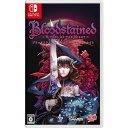 Bloodstained:Ritual of the Night Nintendo Switch╚╟ббHAC-P-AB4PA