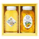 【山田養蜂場】【ギフトセット】アカシア蜂蜜・かりんはちみつ漬 1セット ギフト プレゼント 食べ物 食品 はちみつ 健康 人気