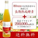 【山田養蜂場】【送料無料】酵素ビューティー プラセンタドリンク 500ml