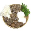 【山形県鮭川村:最上まいたけ】生きのこ5種セット大