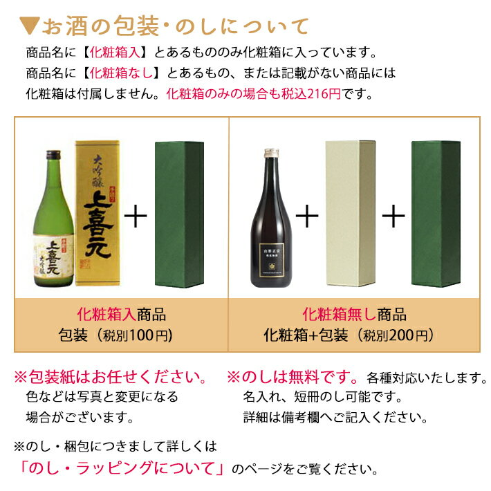 クリスマス 上喜元 酒田酒造 きもと特別純米 ...の紹介画像3