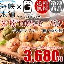米粉ミニパン選べる8種類 こめらぼキッチン グルテン