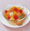 【学校給食】【日東ベスト】【冷凍食品】【学校給食】新カクテルゼリー1kg