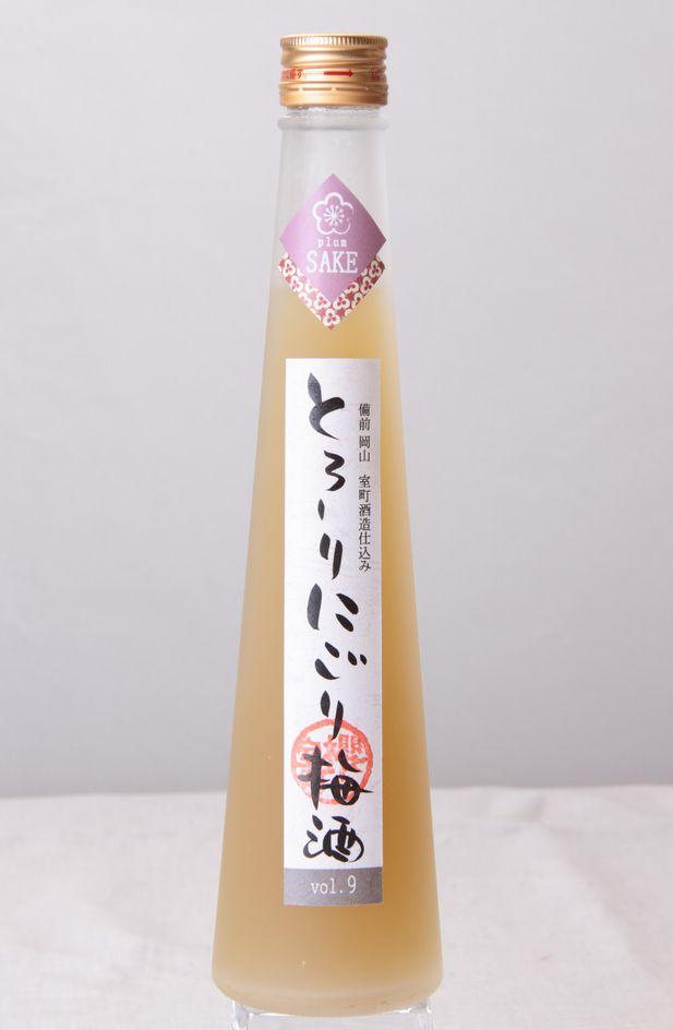 【岡山県】【赤磐市西中】【室町酒造】とろ〜りにごり梅酒 300ml