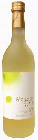 Shimane Winery early picked Delaware 720 ml