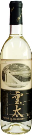 Shimane Winery low temperature fermentation wine clouds thick (white) 720 ml
