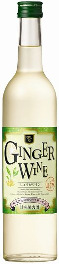 Shimane Winery ginger wine 500 ml