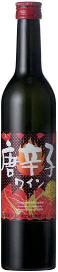 Shimane Winery Red Pepper wine 500 ml