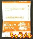 【送料無料】【メール便】【大島食品】【学校給食】【ミルメーク】懐かしい味キャラメル粉末7gx40個(専用ストロー付き)(10001885)